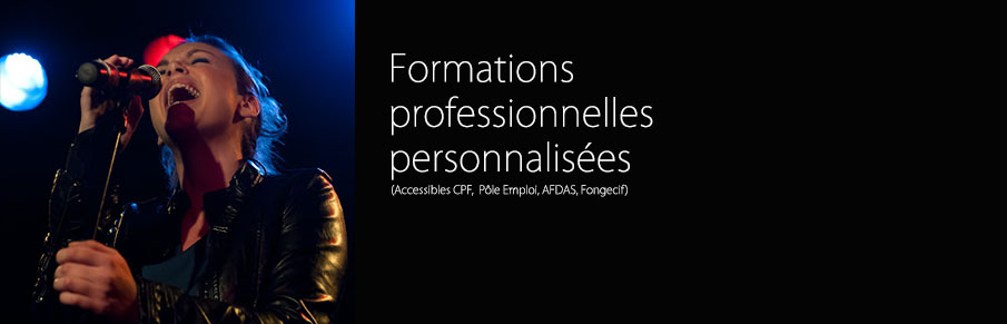 Slide formation professionnelle 2018